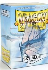 Arcane Tinmen Dragon Shield (100) Matte Sky Blue