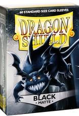 Arcane Tinmen Dragon Shield (60) Matte Black