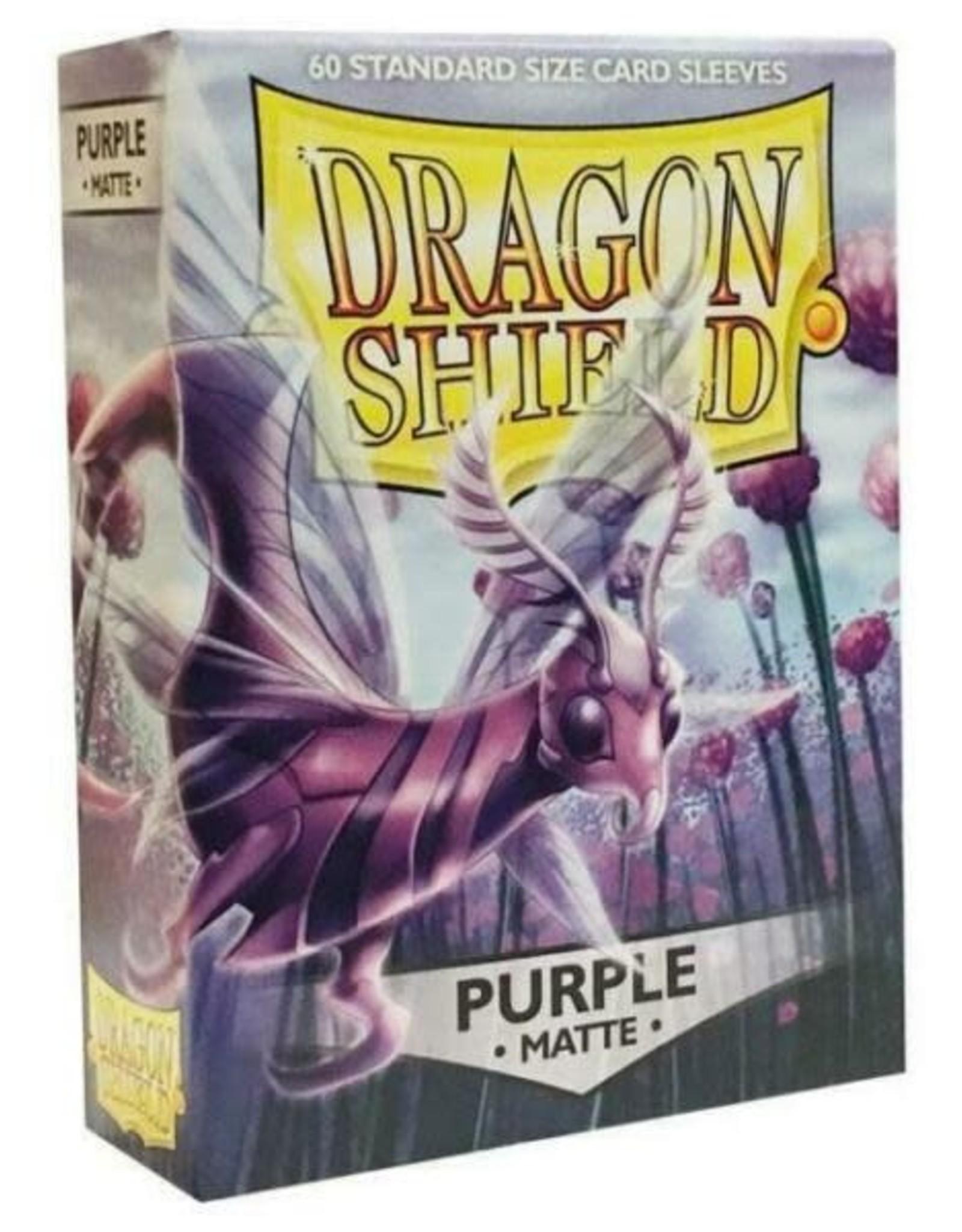 Arcane Tinmen Dragon Shield (60) Matte Purple