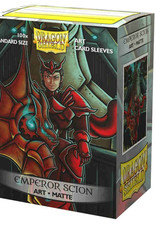 Arcane Tinmen Dragon Shield (100) Art  Classic Emperor Scion - Portrait