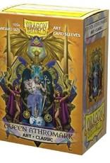 Arcane Tinmen Dragon Shields (100) Art Sleeves Classic Queen Athromark - Coat of Arms