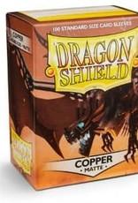 Arcane Tinmen Dragon Shield (100) Matte Copper
