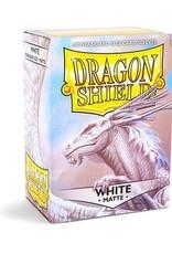 Arcane Tinmen Dragon Shields Sleeves: Matte White 100ct