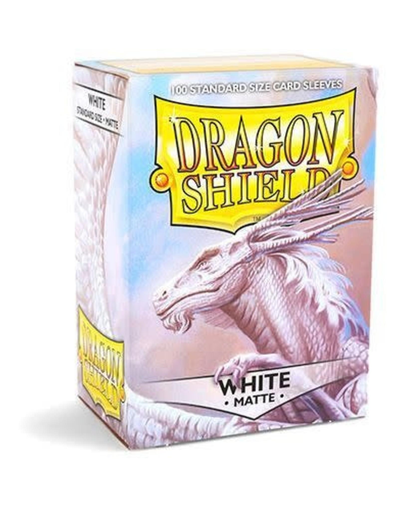 Arcane Tinmen Dragon Shield (100) Matte White