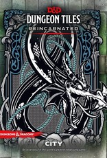 Wizards of the Coast Dungeons & Dragons Dungeon Tiles Reincarnated City