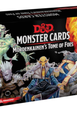 Gale Force 9 Dungeons & Dragons Monster Cards Mordenkainen's Tome of Foes