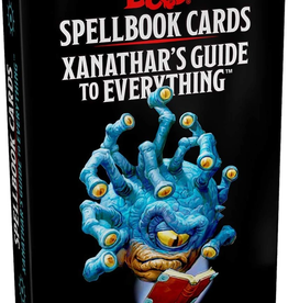 Gale Force 9 Dungeons & Dragons Spellbook Cards Xanathar's Guid to Everything