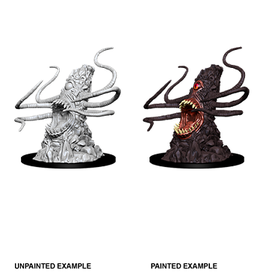 Wizkids Dungeons & Dragons Unpainted Mini: Roper