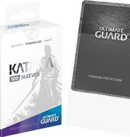 Ultimate Guard Katana Sleeves (100) Transparent