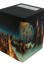 Pirate Lab Defender Deck Box, Artwork Series, Lunar Landscape