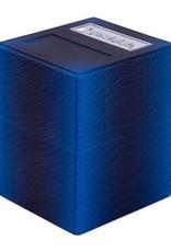 Pirate Lab Defender Deck Box, Texture Series, Dragon, Deep Blue