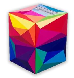Pirate Lab Defender Deck Box, Texture Series, Mazarin, Multi-color