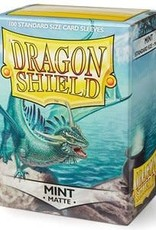 Arcane Tinmen Dragon Shield (100) Matte Mint