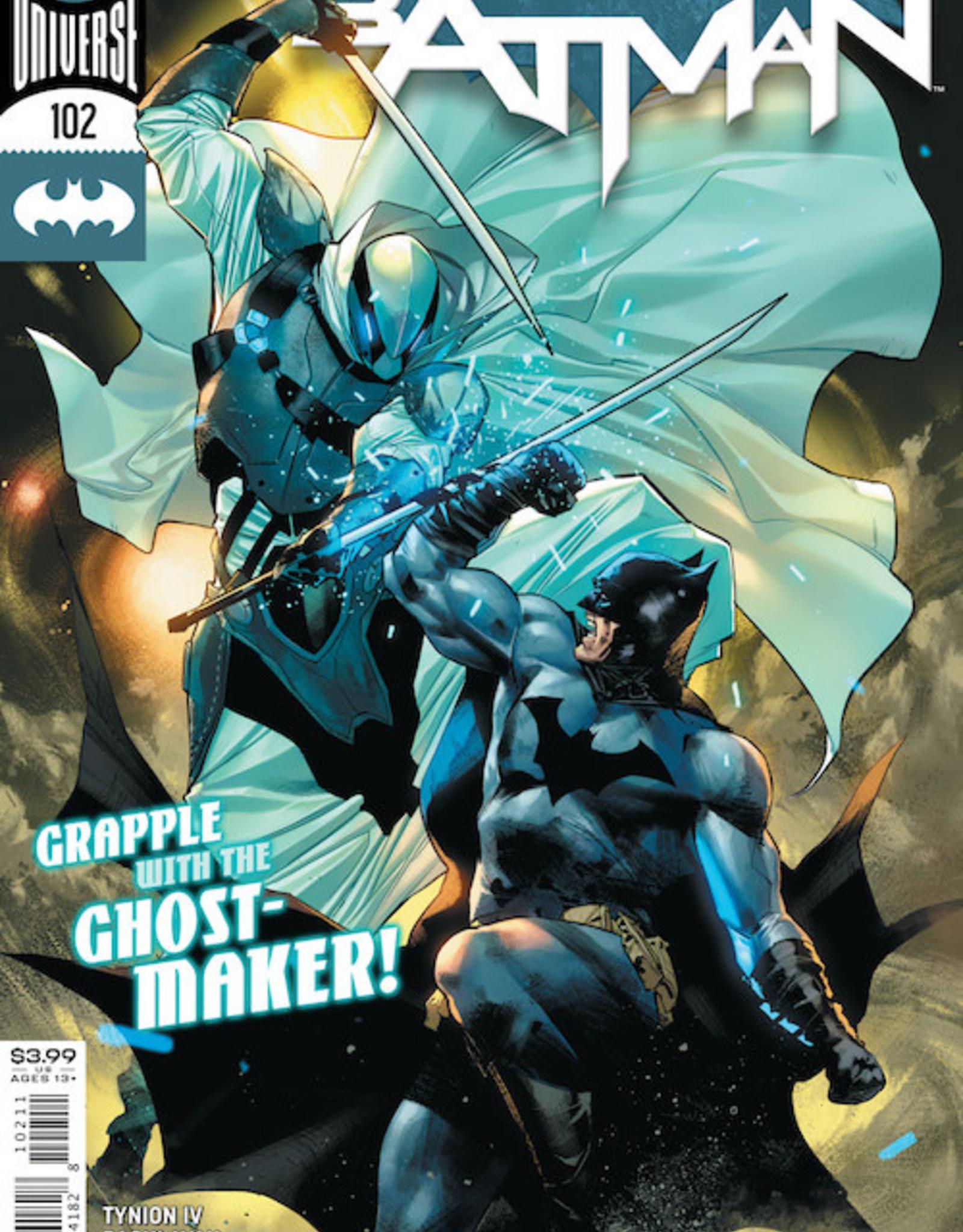 DC Comics Batman #102 Cvr A Jorge Jimenez