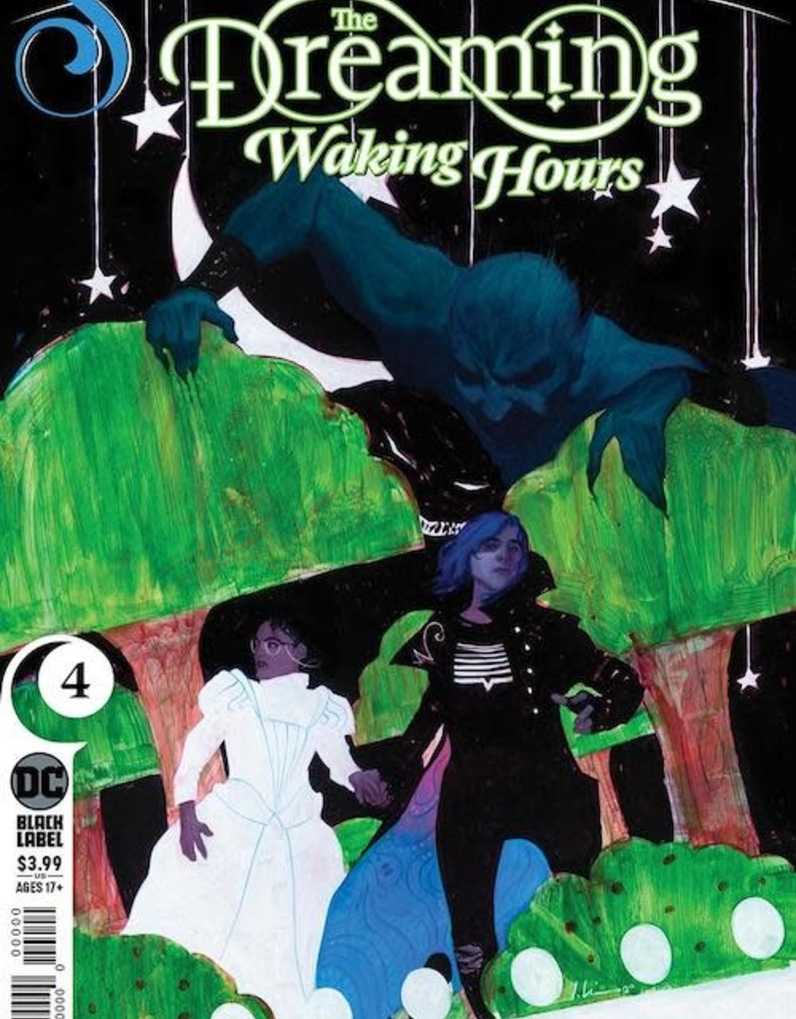 DC Comics Dreaming Waking Hours #4