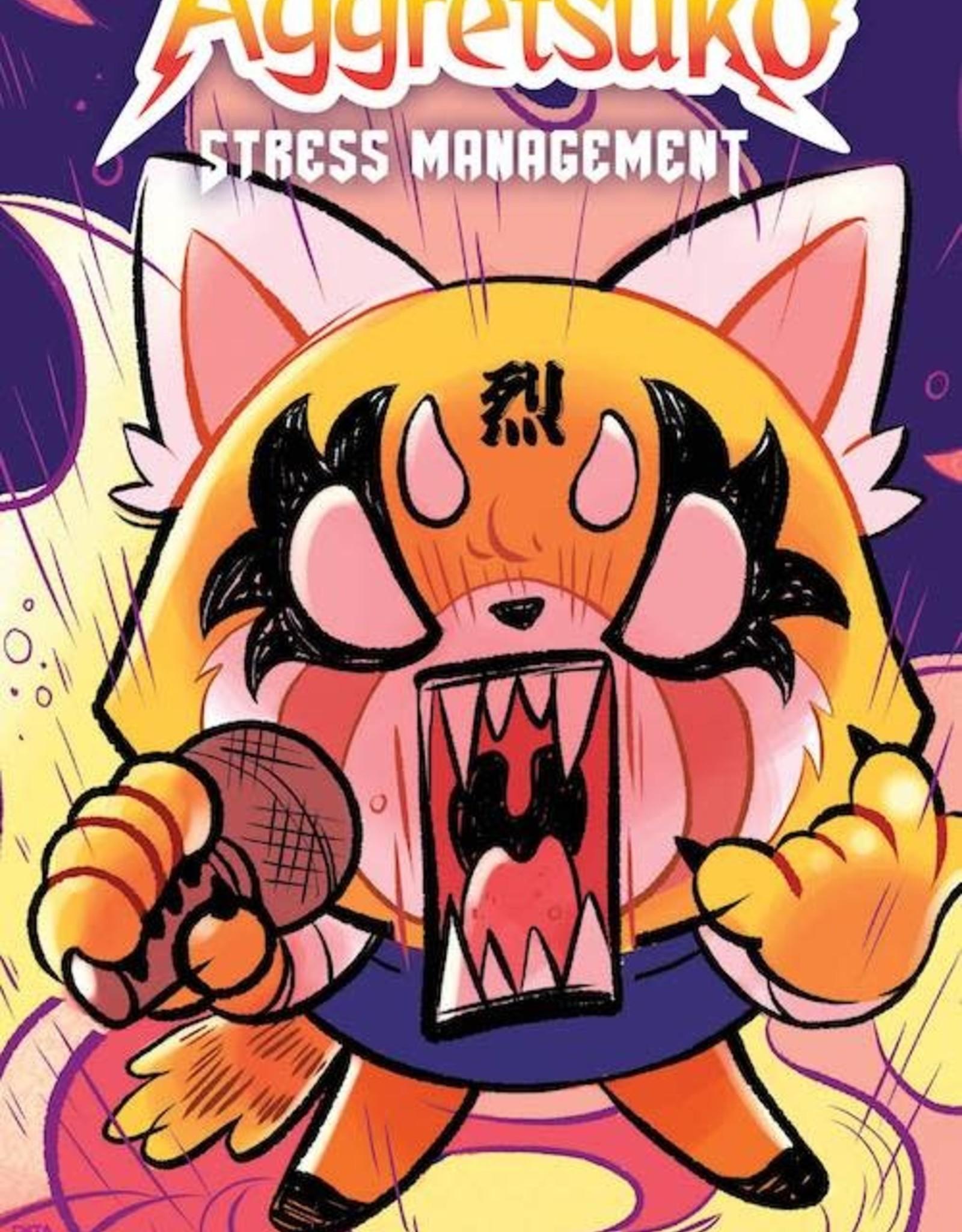 Oni Press Aggretsuko HC Vol 02 Stress Management