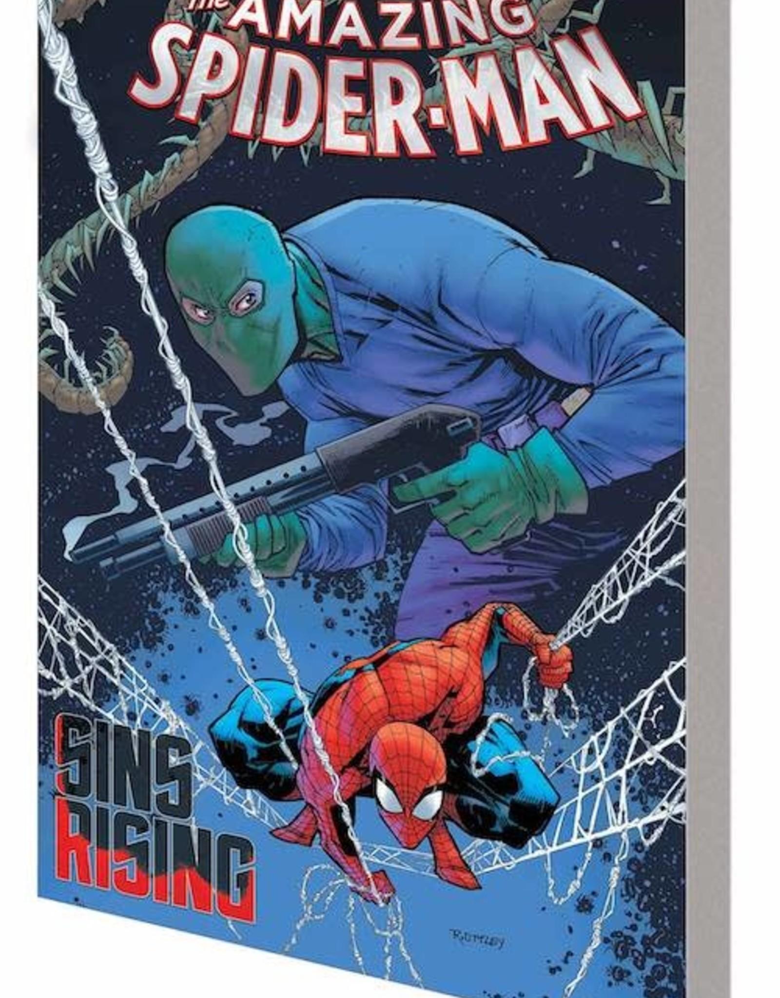 Marvel Comics Amazing Spider-Man By Nick Spencer Vol 09: Sins Rising TP