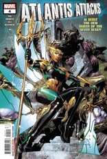 Marvel Comics Atlantis Attacks #4