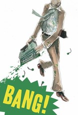 Dark Horse Comics Bang #5 Cvr B Kindt
