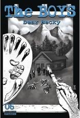 Dynamite Boys Dear Becky #6 Robertson Line Art Premium Foc Bonus Var