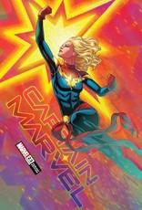 Marvel Comics Captain Marvel #23 DauterMan Var