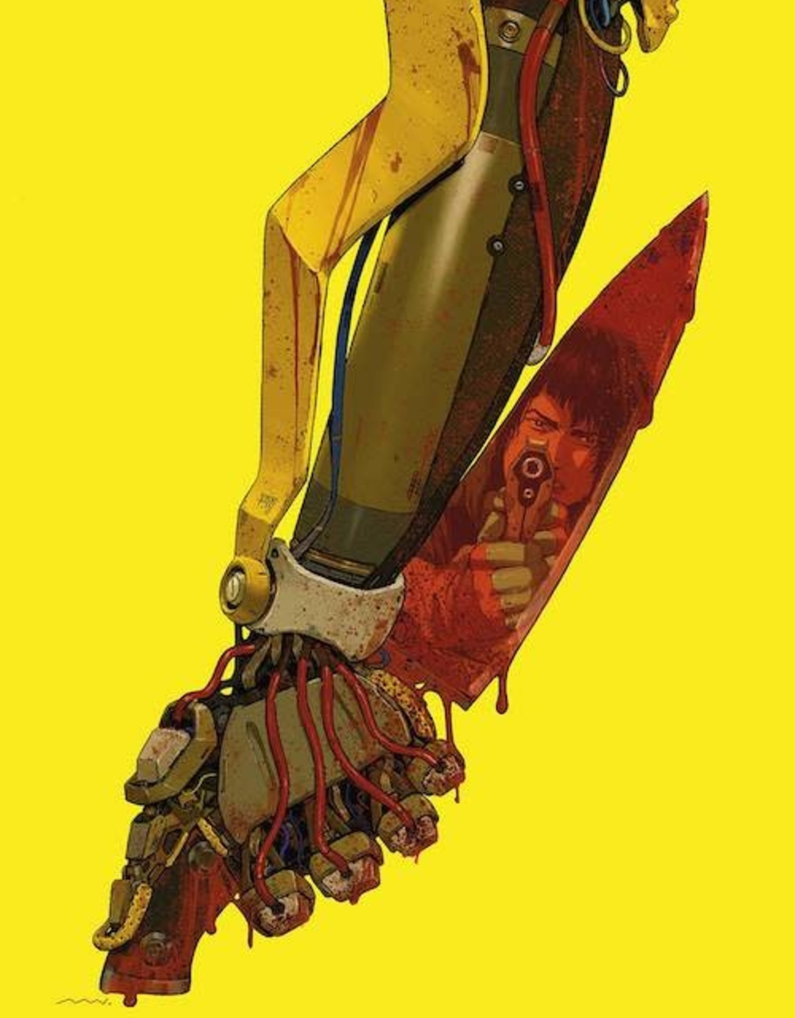 Dark Horse Comics Cyberpunk 2077 Trauma Team #3