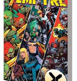Marvel Comics Empyre X-men TP