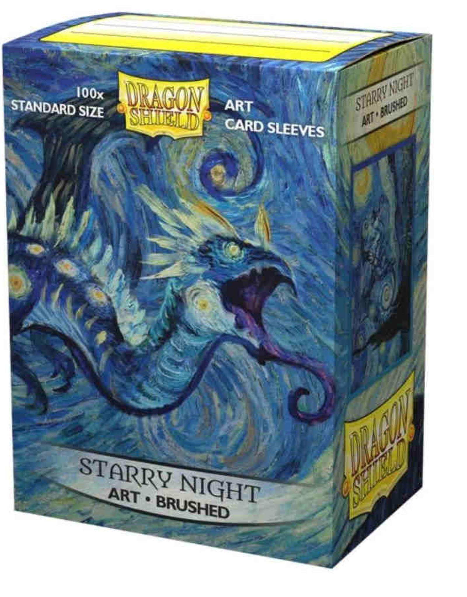 Arcane Tinmen Dragon Shield Sleeves: Starry Night