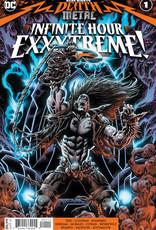 DC Comics Dark Nights Death Metal Infinite Hours Exxxtreme #1 (one Shot) Cvr A Kyle Hotz
