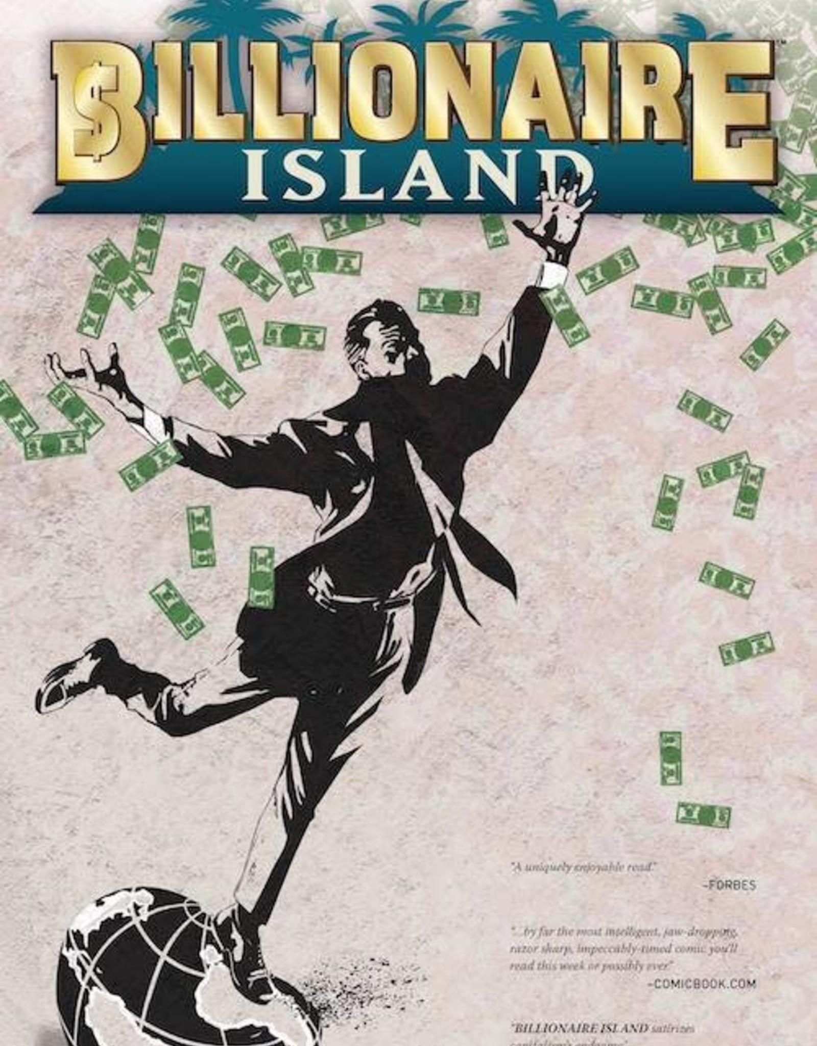 Ahoy Comics Billionaire Island GN