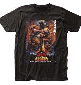 Impact Merchandising Godzilla King Ghidorah Vs Godzilla Poster Px T/s Xl