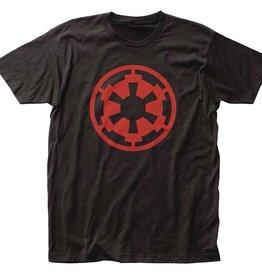Impact Merchandising Star Wars Empire Logo Px T/s Xl