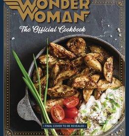 Insight Editions Wonder Woman Off Cookbook HC