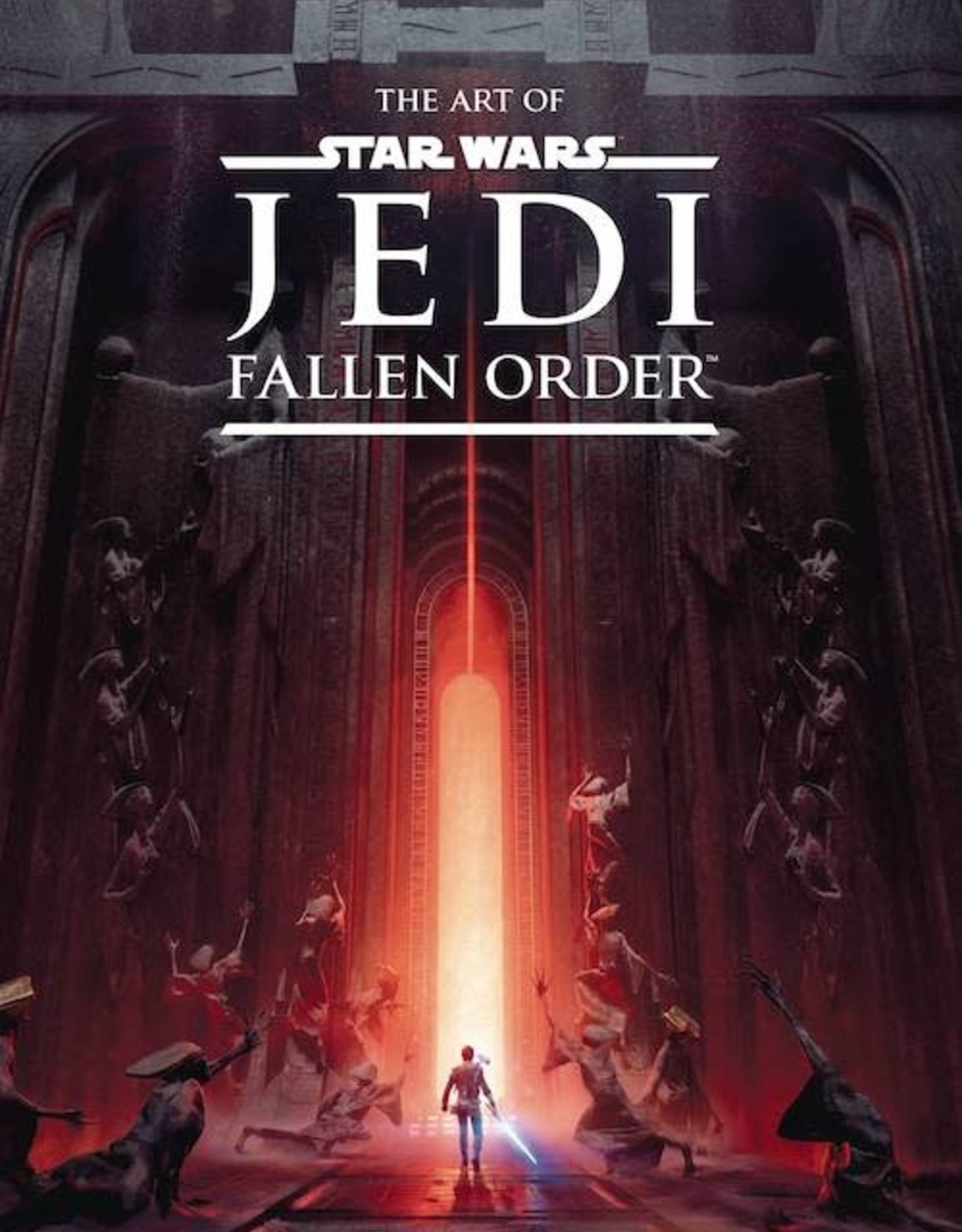 Dark Horse Comics Art Of Star Wars Jedi Fallen Order HC