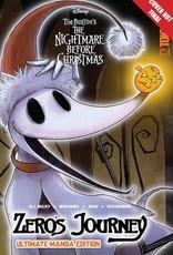Tokyopop Disney Manga Nightmare Xmas Zeros Journey Ult Ed TP