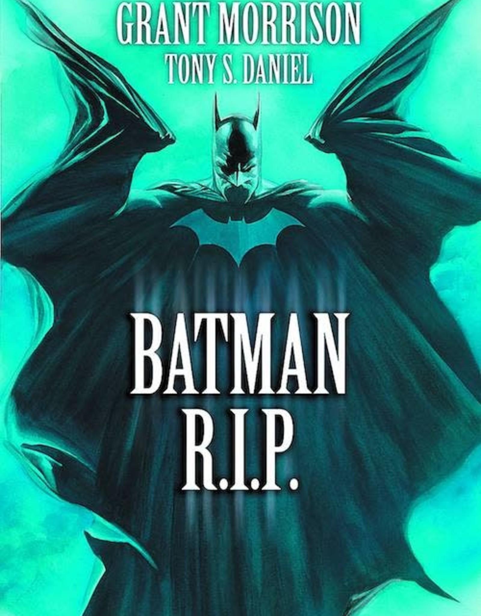 DC Comics Batman R.I.P. TP