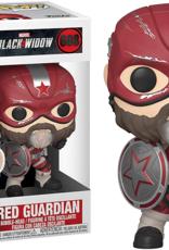 Funko POP Marvel Black Widow Red Guardian Vin Fig