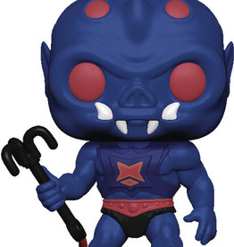 Funko Pop Animation Motu Webstor Vinyl Figure