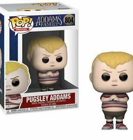 Funko POP Movies Addams Family Pugsley Addams Vin Fig