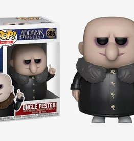 Funko POP Movies Addams Family Uncle Fester Vin Fig