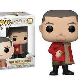Funko POP Movies Harry Potter Viktor Krum Vin Fig