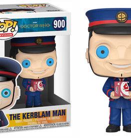 Funko POP TV Doctor Who The Kerblam Man Vin Fig