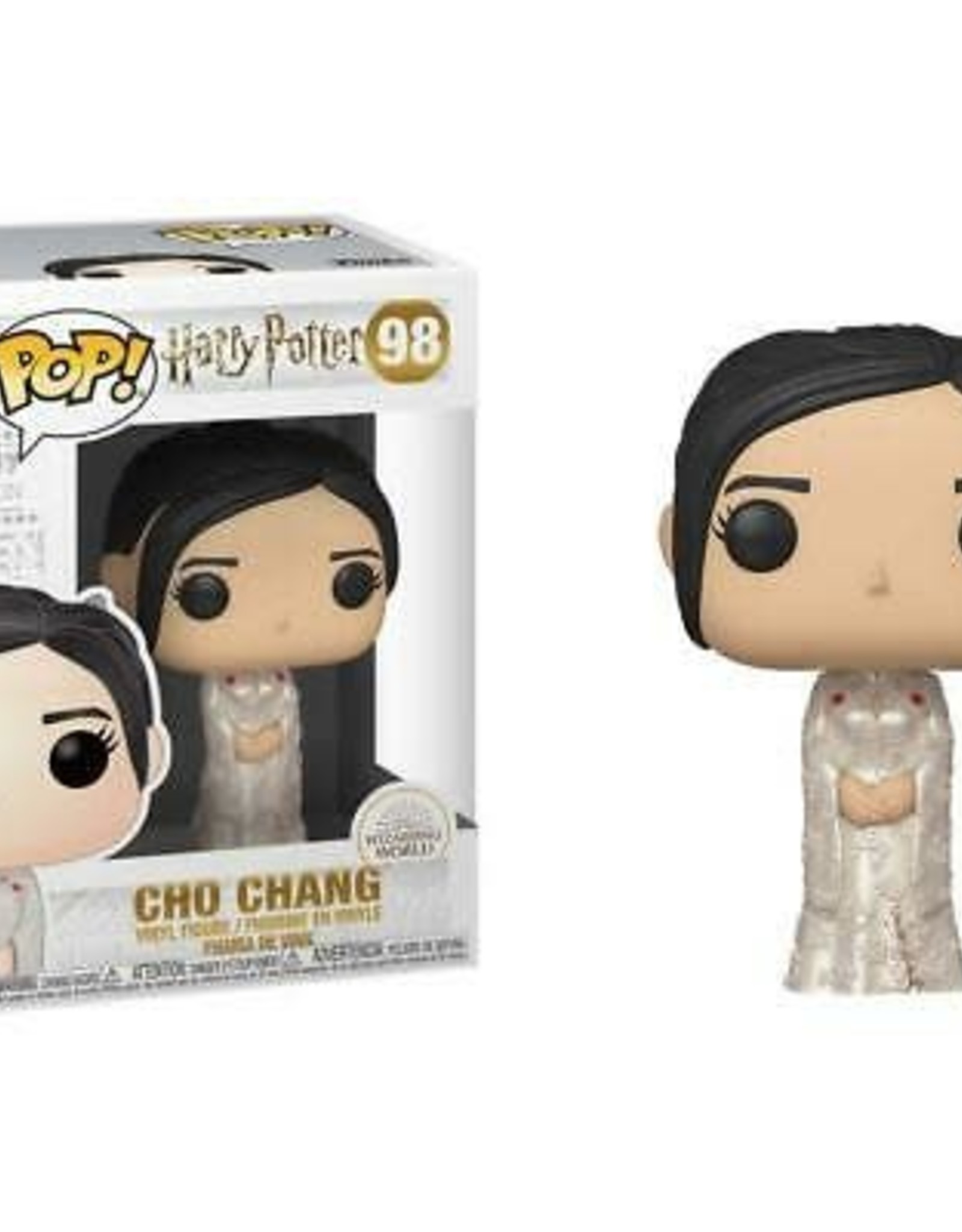 Funko POP Movies Harry Potter Cho Chang Vin Fig