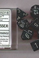 Chessex Dice Block 7ct. - Speckled Ninja