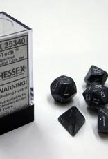 Chessex Dice Block 7ct. - Speckled Hi-Tech