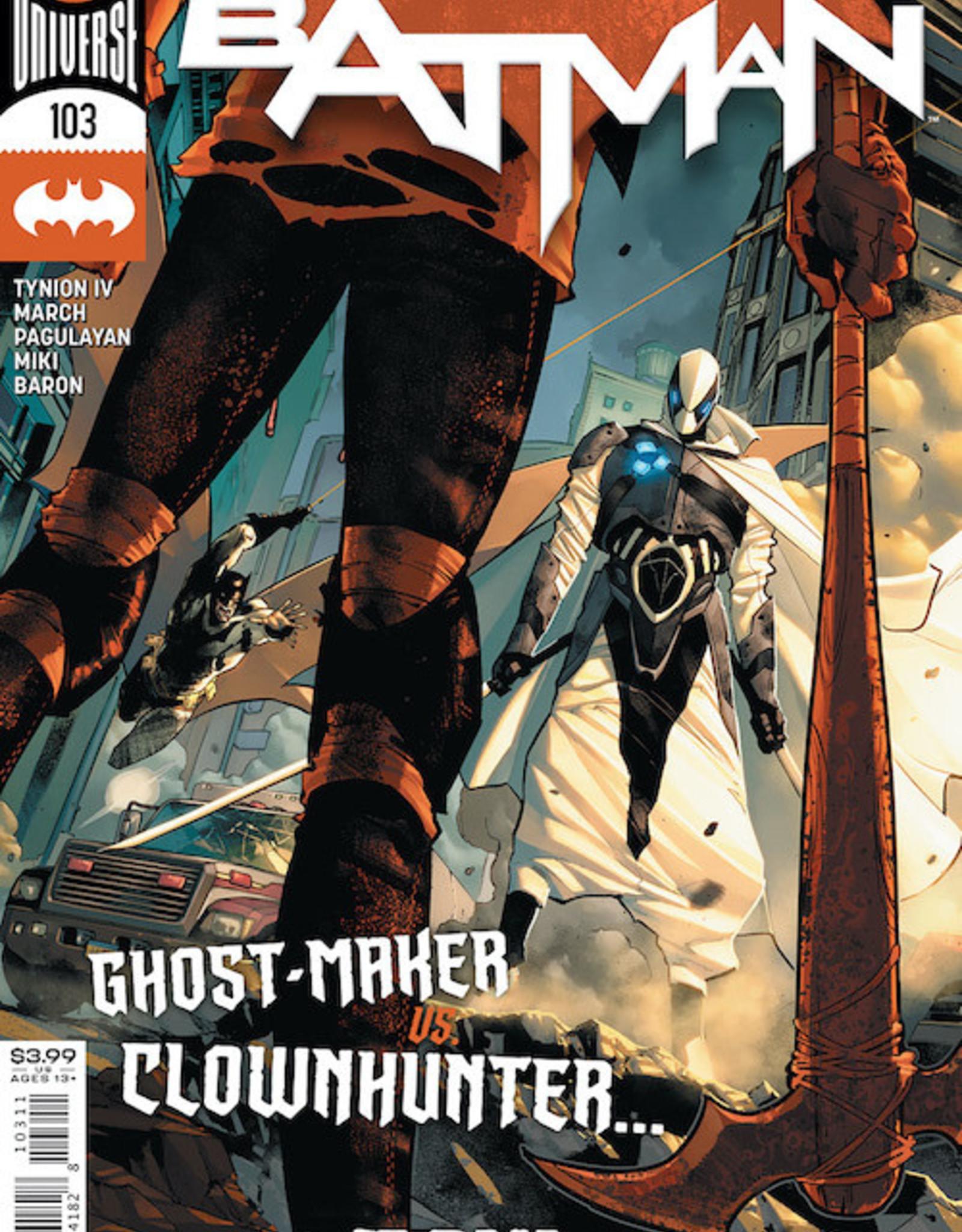 DC Comics Batman #103 Cvr A Jorge Jimenez