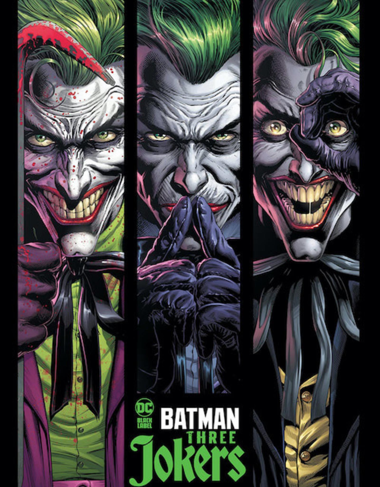 DC Comics Batman: Three Jokers HC