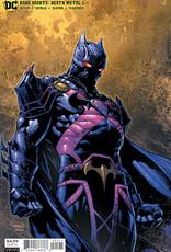 DC Comics Dark Nights Death Metal #5 Cvr B David Finch Martian Manhunter Var