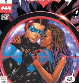 DC Comics Nightwing #76 Cvr A Travis Moore