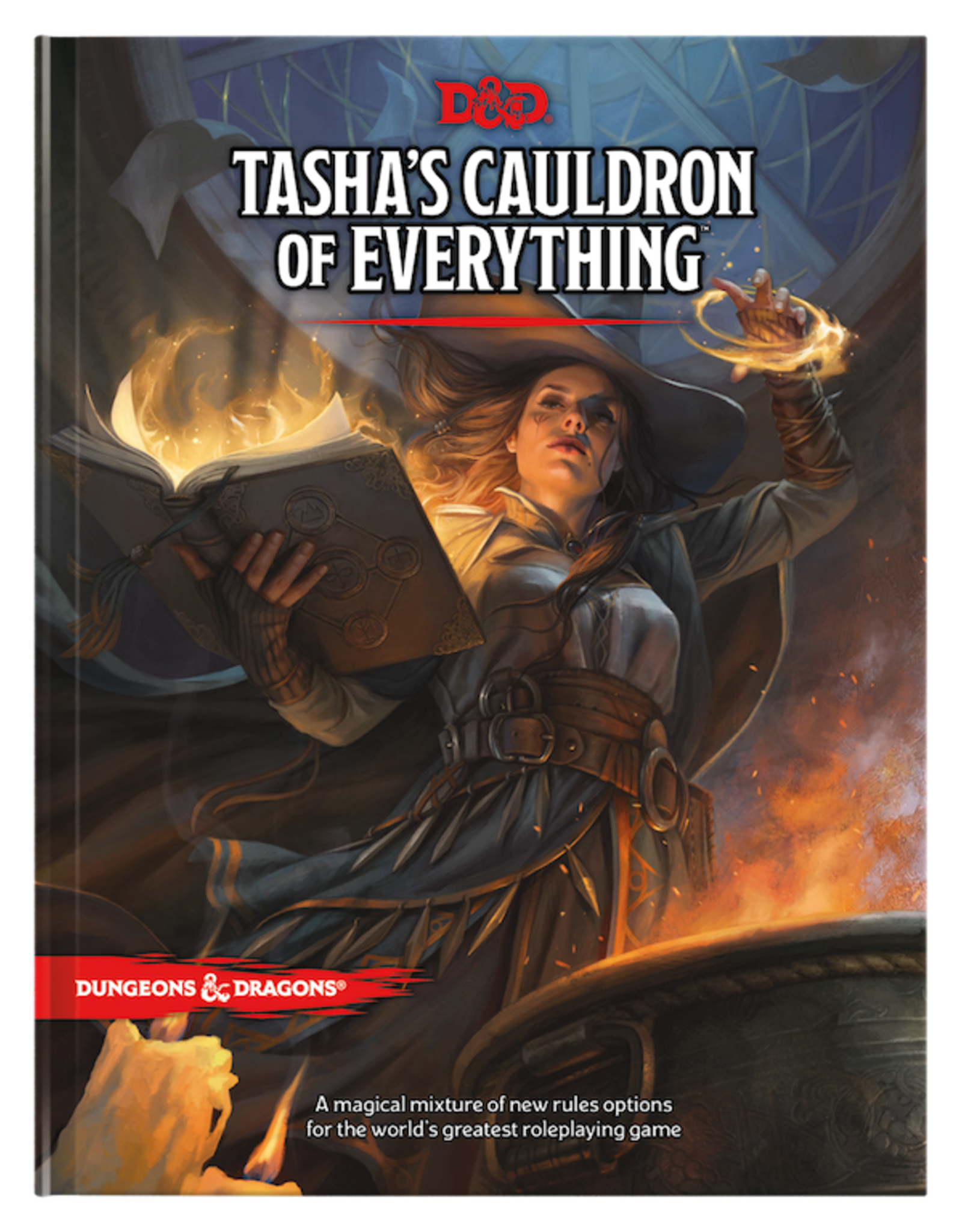 Wizards of the Coast Dungeons And Dragons 5e: Tasha's Cauldron Of Everything